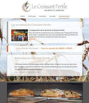 ChM création, site internet sur mesure