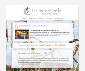 ChM création, site photo
